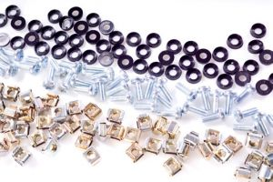 Prism Cage Nuts (Bag of 50)